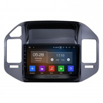For 2004-2009 2010 2011 Mitsubishi Pajero V73 Radio 9 inch Android 9.0 HD Touchscreen Bluetooth with GPS Navigation System Carplay support 1080P