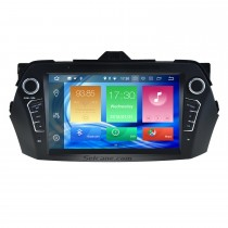 8 inch Android 9.0 DVD Player GPS Navi Car Radio for 2016 SUZUKI CIAZ Support USB SD WIFI 1080P Video Bluetooth Phone OBD2 Mirror Link Aux