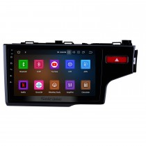 Aftermarket HD Touch Screen 2014 2015 2016 HONDA FIT RHD Android 9.0 Radio Replacement with GPS DVD Player 3G WiFi Bluetooth Music Mirror Link OBD2 Backup Camera DVR AUX USB SD 1080P Video