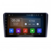 Android 9.0 for 2008 2009 2010 2011 2012 Audi A3 Radio 9 inch GPS Navigation with HD Touchscreen Carplay Bluetooth support Digital TV