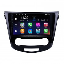 10.1 inch 2012 2013 2014 2015 2016 2017 Nissan Qashqai Android 10.0 Radio GPS Navigation Support Bluetooth USB WIFI 1080P Video Mirror Link DVR Rearview Camera
