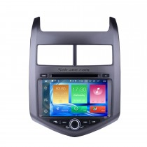 8 inch 1024*600 Touchscreen 2011 2012 2013 Chevy Cheverolet aveo Android 9.0 Radio DVD GPS Navigation System with Wifi Backup Camera Bluetooth Mirror Link OBD2 DAB+ DVR AUX