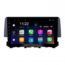 OEM 9 inch Android 8.1 Radio for 2016 Honda Civic Bluetooth Wifi HD Touchscreen GPS Navigation support Carplay DVR OBD Rearview camera