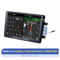 10.1 inch Android 10.0 for 2002 2003 2004 Mercedes Benz C Class W203 Radio GPS Navigation With HD Touchscreen Bluetooth support Carplay DVR