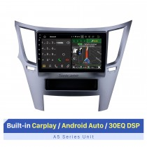 All in one Android 10.0 9 inch 2010-2014 Subaru Outback/Legacy Radio with Bluetooth USB FM RDS support DVD Player 1080P Video OBD SWC TPMS