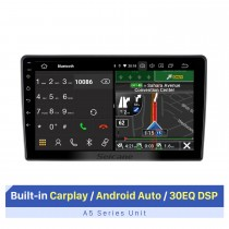 9 inch Android 10.0 for MITSUBISHI ZINGER 2005-2015 Radio GPS Navigation System with HD Touchscreen Bluetooth Carplay support OBD2