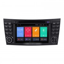 Android 9.0 7 Inch Car DVD Player for 2004-2011 Mercedes-Benz CLS W219 Touchscreen GPS Navi Bluetooth WIFI