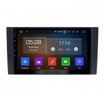 Android 9.0 For 2012-2015 2016 2017 Foton Tunland Radio 10.1 inch GPS Navigation System Bluetooth HD Touchscreen Carplay support SWC