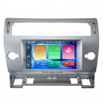 HD Touchscreen 2004-2010 CITROEN C4 Android 8.0 Radio DVD Player GPS Navigation System with Bluetooth Music Wifi DAB+ Mirror Link OBD2 Backup Camera