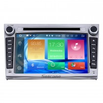 7 inch HD Touchscreen Android 9.0 Radio Bluetooth DVD Player GPS Navigation Stereo for 2008-2013 SUBARU OUTBACK Support DVR OBD2 USB WIFI Rearview Camera 1080P Mirror Link