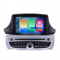 2009 2010 2011 Renault Megane 3 Android 9.0 GPS Navigation DVD Player Radio Stereo Support Auto A/V 1080P Video USB SD Bluetooth WIFI DVR TPMS DAB+