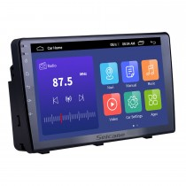Android 10.0 HD Touch Screen 9 inch For Hyundai VENUE LHD 2019 Radio GPS Navigation system with Bluetooth support Carplay