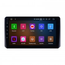 OEM Android 11.0 for 2006-2010 Zhonghua Wagon FRV Radio with Bluetooth 9 inch HD Touchscreen GPS Navigation System Carplay support DSP