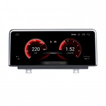 8.8 inch Android 10.0 for BMW 2 Series 2017 EVO Radio GPS Navigation System With HD Touchscreen Bluetooth support Carplay DVR