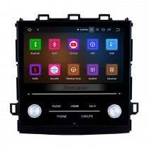 8 inch Android 9.0 HD Touch Screen Car Stereo Radio Head Unit for 2018 Subaru XV Bluetooth DVD player DVR Rearview camera TV Video WIFI Steering Wheel Control USB Mirror link OBD2