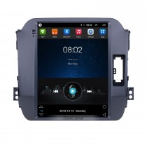 OEM 9.7 inch Car GPS Radio HD Touchscreen Android 9.1 Stereo for 2011 2012 2013 2014 2015 2016 2017 KIA SportageR Navigation system Bluetooth Wifi Mirror Link USB support DVD Player Carplay 4G