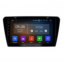 OEM 10.1 inch 2015 2016 2017 SKODA Octavia (UV) HD Touchscreen Android 10.0 auto stereo GPS Navigation System For  Support Bluetooth 3G/4G WIFI USB DVR OBD2 Rear View Camera
