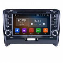 7 inch Android 10.0 for 2011 Audi TT Radio with GPS Navigation System HD Touchscreen Carplay Bluetooth support TPMS DSP