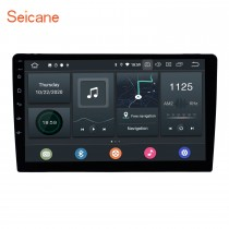9 inch 1 Din Universal Android 10.0 HD 1024*600 Touch Screen Radio GPS Navigation system Bluetooth Music WIFI Audio Steering Wheel Control