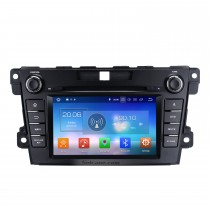 Android 8.0 HD 1024*600 Touch Screen GPS Navigation System Radio for 2007-2014 Mazda CX-7 with DVD Player Bluetooth Mirror link DVR TV Video WIFI Backup Camera USB SD Steering Wheel control OBD2