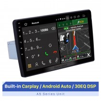 10.1 inch Android 10.0 for 2013 2014 2015 2016 Trumpchi GA3 Radio GPS Navigation System With HD Touchscreen Bluetooth support Carplay