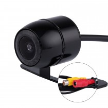 170 Degree Wide Angle Lens Night Vision 648*488 Pixels Waterproof Rearview Backup Camera Parking Video 12V