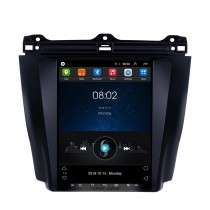 HD Touchscreen 9.7 inch Android 6.0 Aftermarket GPS Navigation Radio for 2003-2007 Honda Accord 7 with Bluetooth Phone AUX FM Steering Wheel Control support DVD 1080P Video OBD2