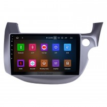 2007-2013 Honda FIT Jazz RHD 10.1 inch Android 9.0 Multimedia Player with GPS Navi Radio USB 1024*600 Touchscreen Bluetooth AUX WIFI support DVD 4G SWC
