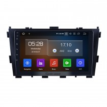 HD Touchscreen for 2014 Baic Huansu Radio Android 10.0 9 inch GPS Navigation System Bluetooth Carplay support TPMS 1080P Video
