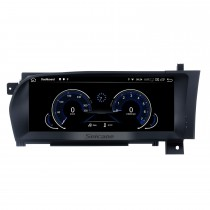 10.25 inch Android 10.0 For Mercedes-Benz S-Class RHD 2006-2013 Radio GPS Navigation System With HD Touchscreen Bluetooth support Carplay