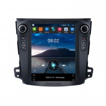 9.7 Inch 2008 MITSUBISHI OUTLANDER Android 10.0 Radio GPS Navigation system with 4G WiFi Touch Screen TPMS DVR OBD II Rear camera AUX Steering Wheel Control USB SD Bluetooth HD 1080P Video