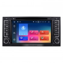 2002-2011 Volkswagen VW Touareg Android 9.0 Radio Bluetooth DVD GPS with 1024*600 Touch screen Rearview camera TV 1080P WIFI Steering Wheel Control