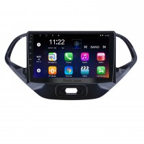 OEM 9 inch Android 8.1 for 2015 2016 2017 2018 Ford Figo Radio Bluetooth HD Touchscreen GPS Navigation support Carplay Digital TV