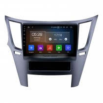 All in one Android 9.0 9 inch 2010-2014 Subaru Outback LHD Radio with Bluetooth USB FM RDS support Mirror Link DVD Player 1080P Video OBD SWC TPMS