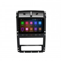 OEM Android 11.0 for 2006-2007 PEUGEOT 405 Radio with Bluetooth 9 inch HD Touchscreen GPS Navigation System Carplay support DSP