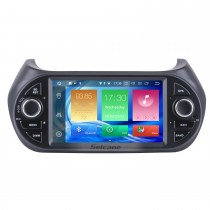 6.1 inch Android 9.0  2007-2013 FIAT Fiorino Radio DVD Player GPS Navigation System with Bluetooth 3G Wifi Mirror Link Steering Wheel Control Backup Camera DVR OBD2 DAB+