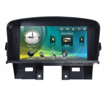 7 Inch Car DVD Player Radio GPS Navigation System For 2008-2014 Chevy Chevrolet Cruze With CANBUS TV tuner Remote Control Bluetooth Touch Screen