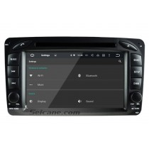 1024*600 Touch Screen Android 5.1.1 GPS Radio Navigation System for 1998-2002 Mercedes Benz A W168 A140 A160 A170 with DVD Bluetooth Rearview Camera 1080P 3G WIFI Steering Wheel Control