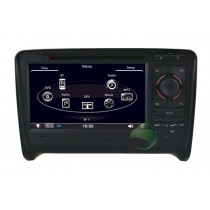 Car DVD player for Audi TT with gps radio tv bluetooth