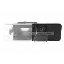 170° HD Waterproof Blue Ruler Night Vision Car Rear View Camera for KIA K5 OPTIMA free shipping