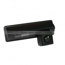 170° HD Waterproof Blue Ruler Night Vision Car Rear View Camera for Mitsubishi Grandis free shipping