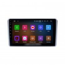 Andriod 10.0 HD Touchscreen 9 inch 2002-2006 Buick Royaum Left-hand Driving car radio GPS Navigation System with Bluetooth support Carplay