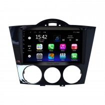 7 Inch HD Touchscreen for 2003-2021 MAZDA RX8 GPS Navigation System Car DVD Player with Wifi Car Radio Repair Aftermarket Navigation Support HD Digital TV
