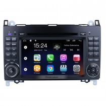 Android 9.0 7 Inch For 2004-2012 Mercedes Benz B Class W245 B200 C Class W203 S203 C180 C200 CLK Class C209 W209 C208 W208 Radio GPS Navigation HD Touchscreen Bluetooth Support 1080P Video