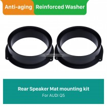Top Car Rear Ring Speaker Mat for AUDI Q5