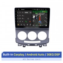 9 Inch HD Touchscreen for 2005-2010 Old Mazda 5 GPS Navi  Bluetooth Car Radio Car Radio Repair Support Steering Wheel Control