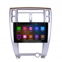 2006-2013 Hyundai Tucson 10.1 inch HD Touchscreen Android 11.0 GPS Navigation System Head Unit Bluetooth Wifi Radio SWC Mirror Link USB Carplay support OBD2 TPMS