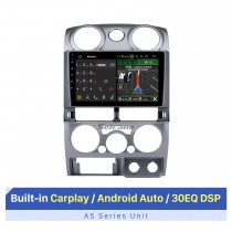 Android Auto Car Radio with GPS Navi for 2006-2012 Isuzu D-MAX MU-7 Chevrolet Colorado with RDS 30EQ DSP Support Touch Screen Bluetooth