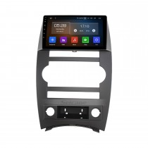 9 Inch HD Touchscreen for 2007-2008 Jeep Commander Stereo Car GPS Navigation Stereo Bluetooth Car Radio Support OBD2