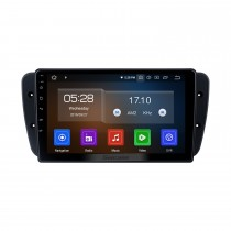 HD Touchscreen 9 inch Android 10.0 For 2008-2015 SEAT IBIZA Radio GPS Navigation System Bluetooth Carplay support Backup camera